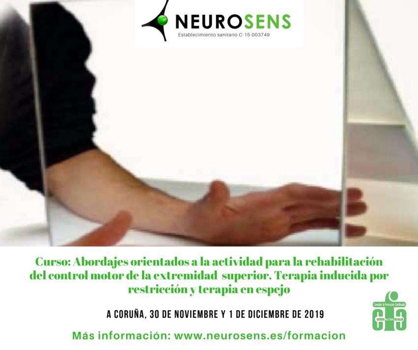 terapia en espejo neurosens